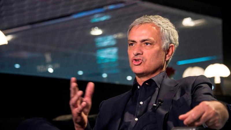 LIIGA VALIV? Mourinho selgitas, miks ta juba neljale klubile ära on öelnud