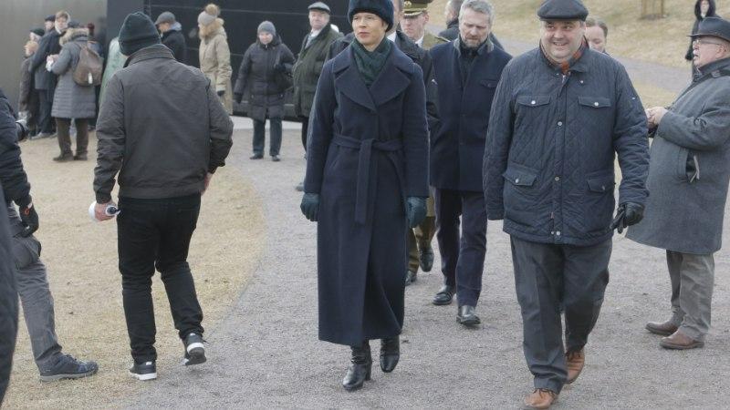 Фото: в Эстонии вспоминают жертв мартовской депортации 1949 года