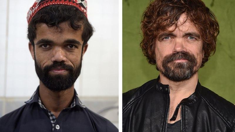 Pakistani ettekandja kogub kuulsust Tyrion Lannisteri libateisikuna