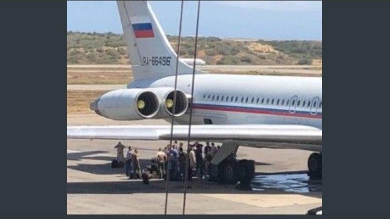 VENEZUELA KRIIS: Putin saatis Maduro toetuseks Caracasesse Vene sõjaväe lennukid