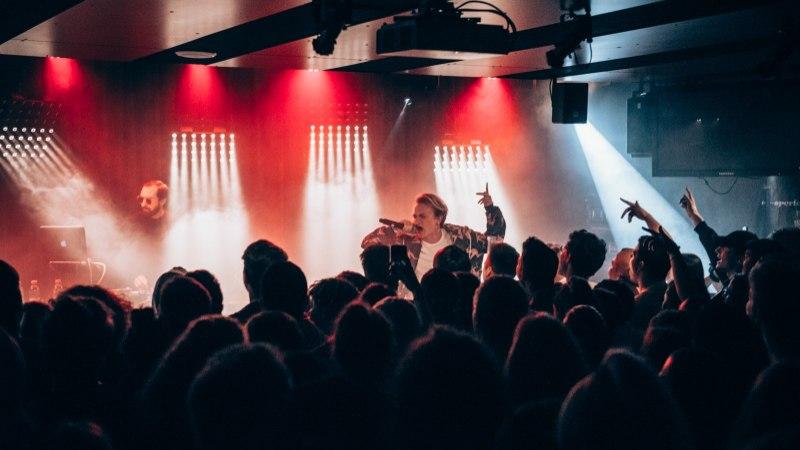Täna algav Tallinn Music Week kuulutab Põhja-Tallinna uueks loovlinnaosaks