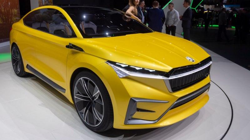 Tulevik on Škoda (elektriautode) päralt?
