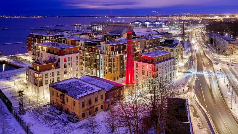 Tallinn Music Weeki kolmel õhtul luuakse Noblessneri sadamalinnakusse heli- ja valgusrada hilisele uitajale