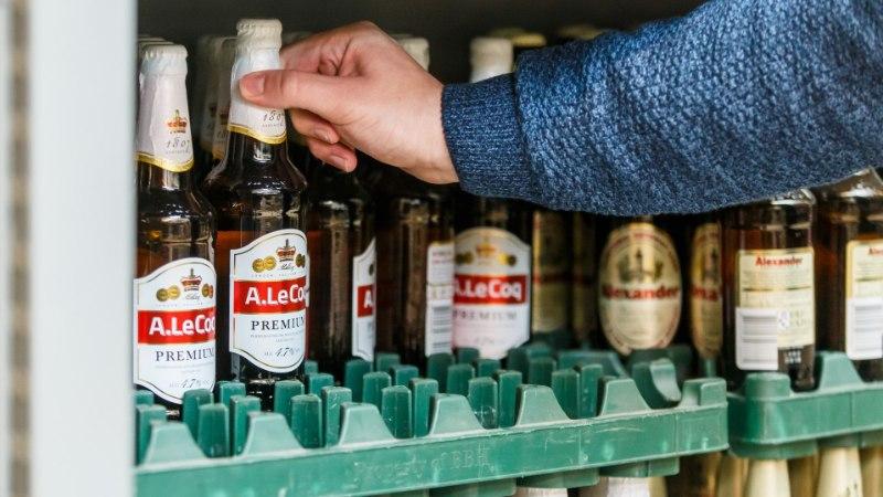 AKTSIISI KÜLMUTAMISE KIUSTE: õlle hind kerkib pärmina