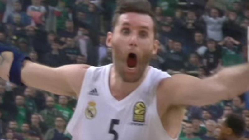VIDEO   Reali staar tabas hullumeelse võiduviske ja tegi kogu Ateena tummaks!
