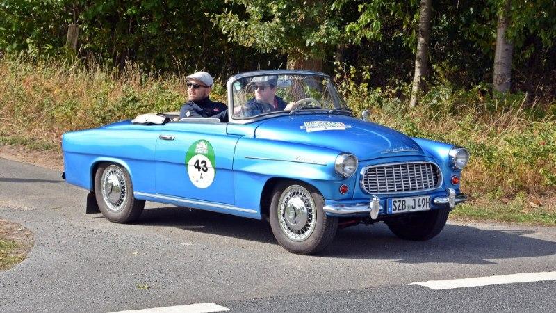 Kaunis Škoda Felicia kabriolett tähistab 60. sünnipäeva