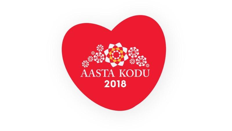 Aasta Kodu 2018 finalistid
