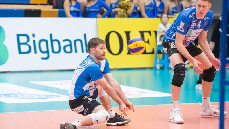 Rait Rikberg: muidugi teeb see kellelegi haiget, aga olen läbi aegade Eesti parim libero