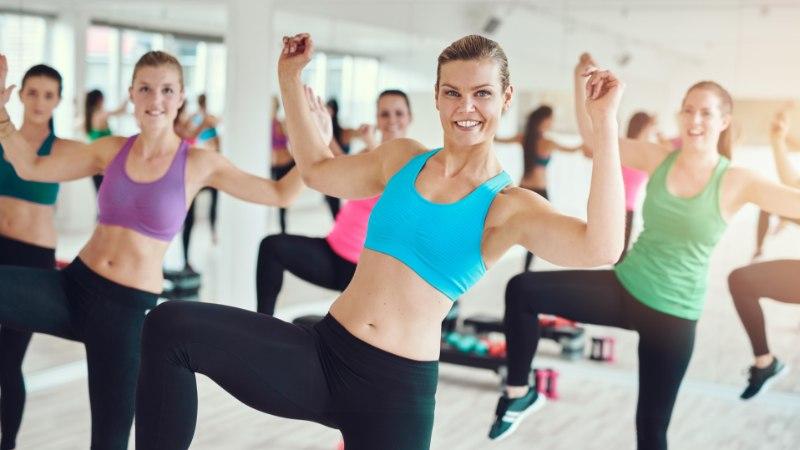 AJA END TAAS VORMI! Need tõhusad treeningud langetavad kaalu ja trimmivad keha