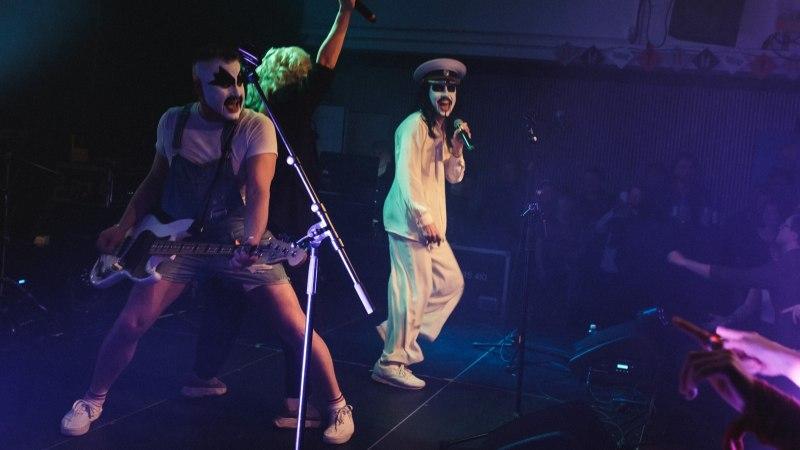GALERII   Tallinn Music Weeki viimasel päeval kõlas nii folk- kui tantsumuusika