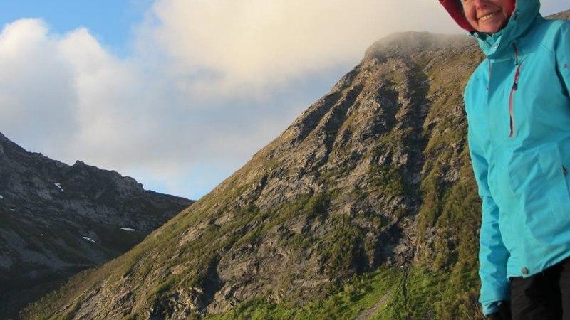 Mägimatkamisse armunud Aliis Kiiker: diabeet ei takista unistuste täitumist