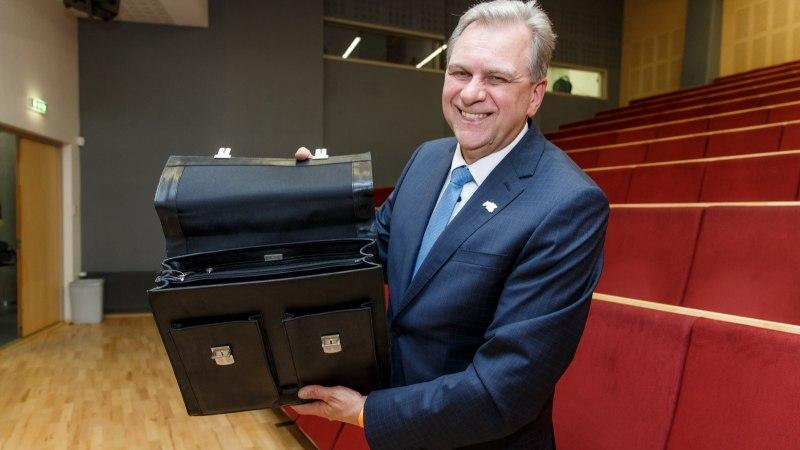 Andres Herkel: olen 20 aastat parlamendis töötanud, nüüd tõmban hinge