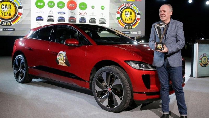 NAPP VÕIT: Euroopa Aasta Auto 2019 on elektriauto Jaguar I-Pace