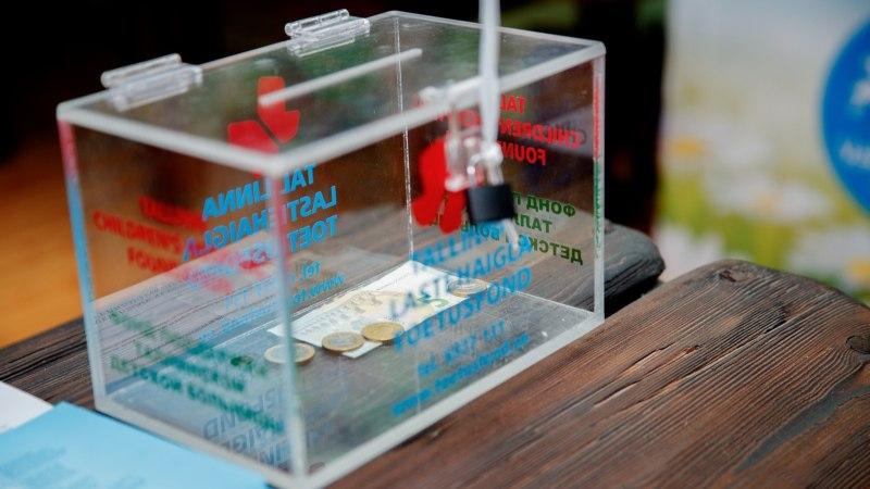 IHNSAD POLIITIKUD: lastefondi toetuseks annetati seitsmel valimispeol kokku 165 eurot ja 21 senti