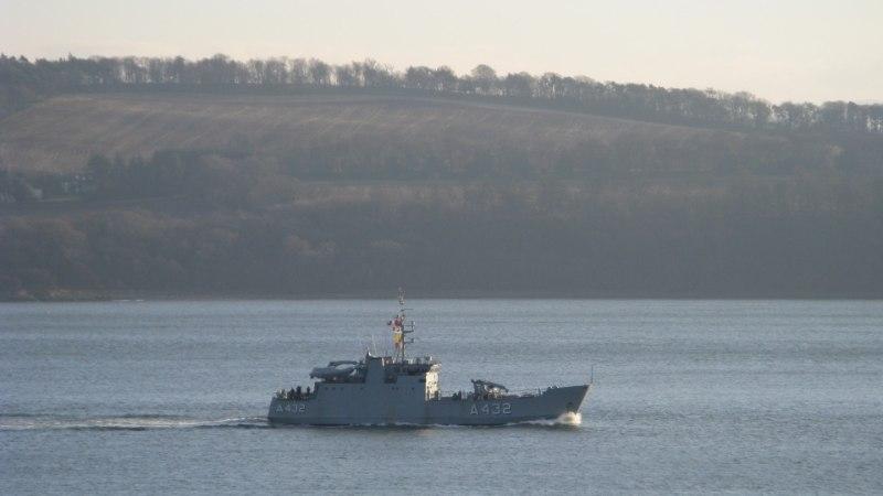 Kui tõhusad oleks meremiinid Eesti kaitseplaanides?