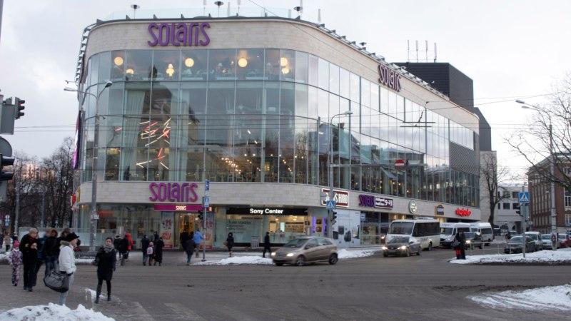 Sünnitus Solarise keskuses: naine läks kempsu ja kümne minuti pärast oli tita käes!
