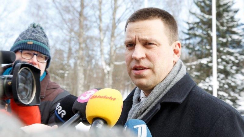 ÕL VIDEO | Jüri Ratas võimuläbirääkimistest: Reformierakond on näidanud palju topeltmängu