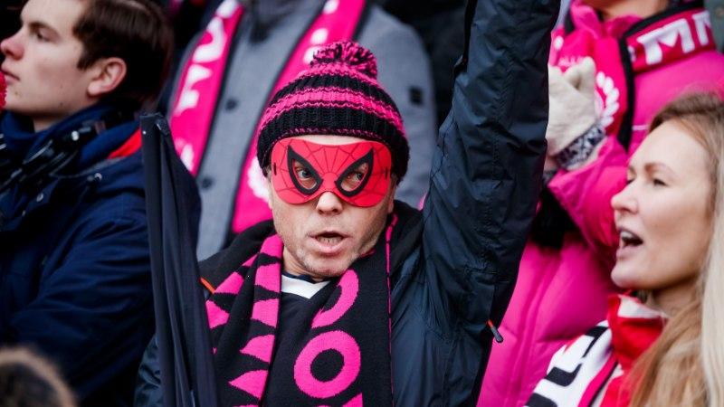 Kas FC I Levadia ikkagi on superklubi? Kas Vassiljev hakkab Flora eest lammutama?