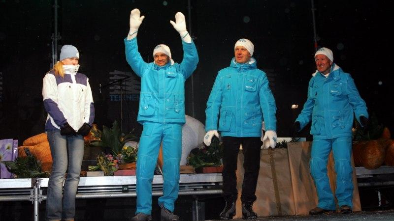 DOPINGUSKANDAAL | KONKREETSED ANDMED: Šmigun-Vähi, Veerpalu ja Mae medalid lõhnavad dopingu järgi