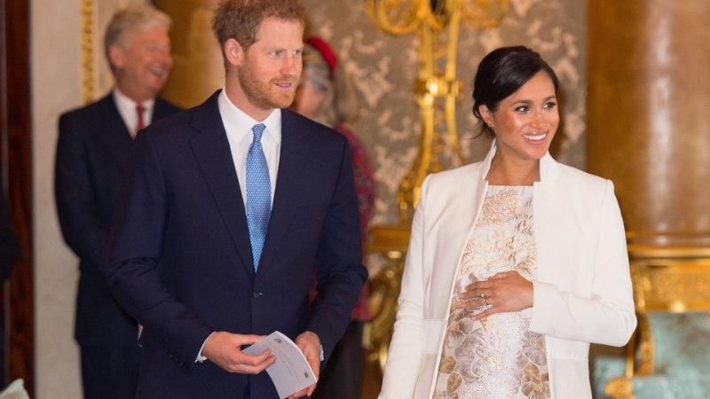 Hertsoginna Meghani beebi võib sündida oodatust märksa varem