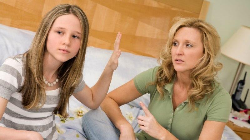 """""""Tahan olla mõistev lapsevanem, aga teismelised lapsed ei lase mul seda olla!"""""""