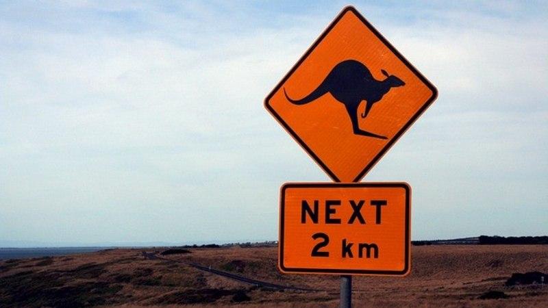 Kas sina märkaksid seda piinlikku viga Austraalia turismireklaamis?