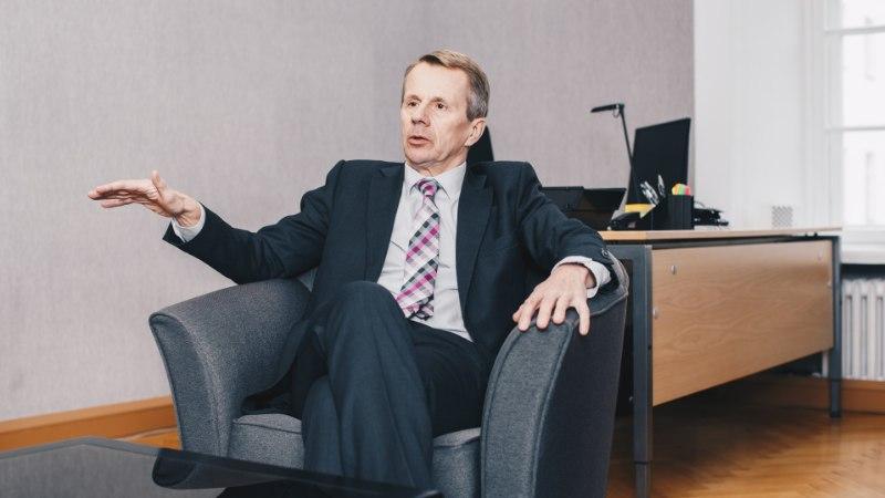 Jürgen Ligi: Jüri Ratas veenis oma juhatust Reformierakonnaga koostööst loobuma, on ilmselge, et ta ei taha oma mäe otsast alla tulla