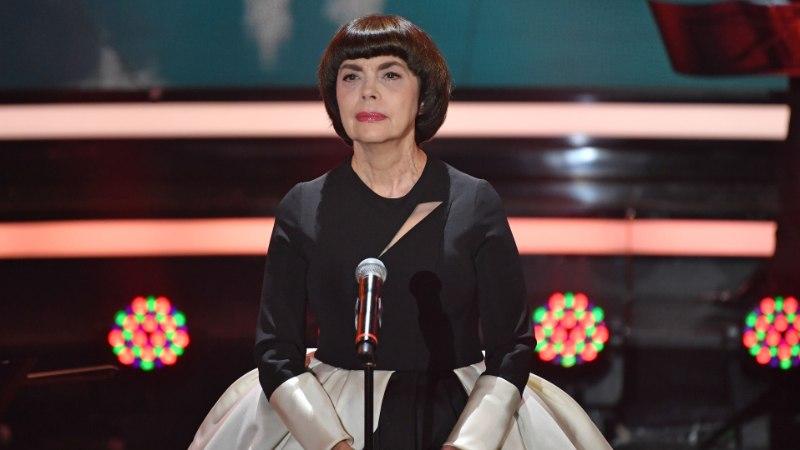Prantsuse lauljanna Mireille Mathieu: laulmise nimel ei ohverda ma mitte midagi