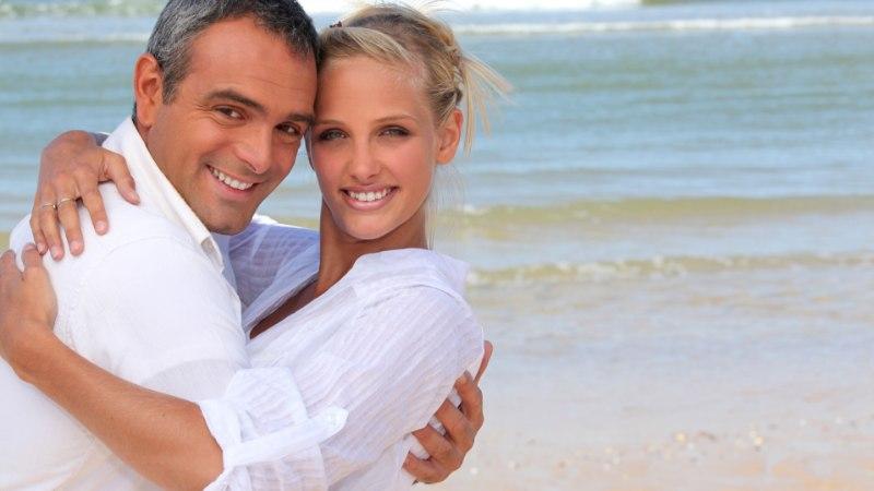 Kaheksa asja mida peaksid teadma suhtest noorema naisega