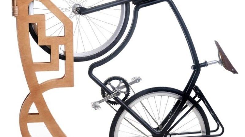 Aja jalgratas toast välja