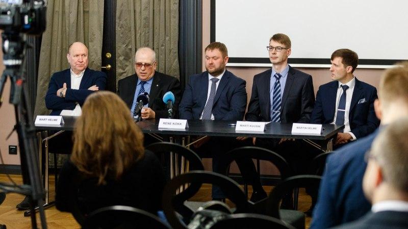 FOTOD   EKRE tutvustas ministrite tööplaani ning lubas ametnikud poliitika heaks tööle panna
