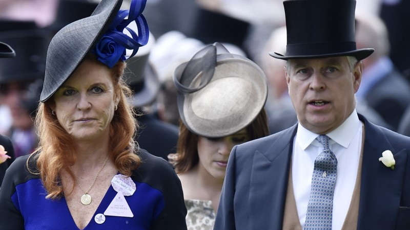 Lõpp kõlakatele: Sarah Ferguson seletab lõpuks, kas nad on prints Andrewga koos!