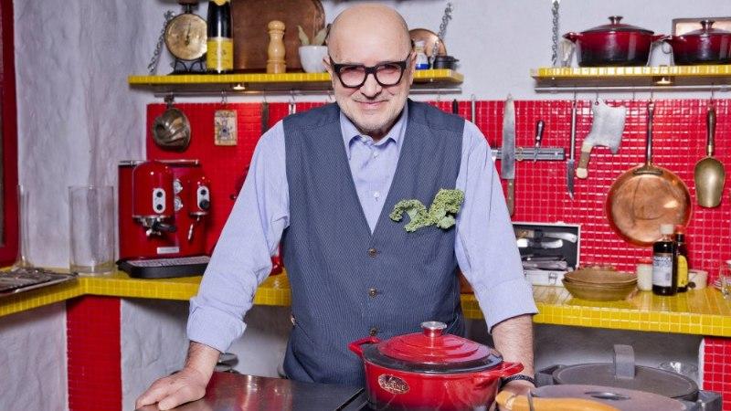 Eesti tippkokad kutsuvad kinno! Tule ja naudi kokandusteemalisi filme koos Dimitri Demjanovi ja Angelica Udekülliga
