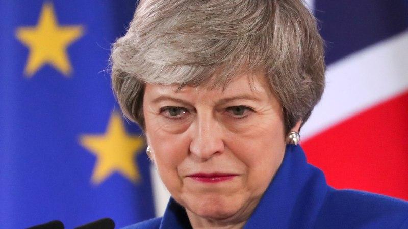 OTSUSTATUD: Suurbritannia sai Brexitiks lisaaega kuni 31. oktoobrini