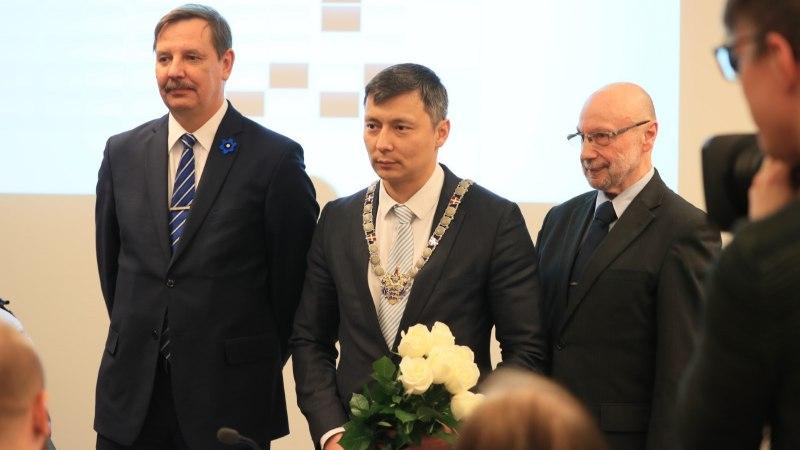 Новым мэром Таллинна избран Михаил Кылварт