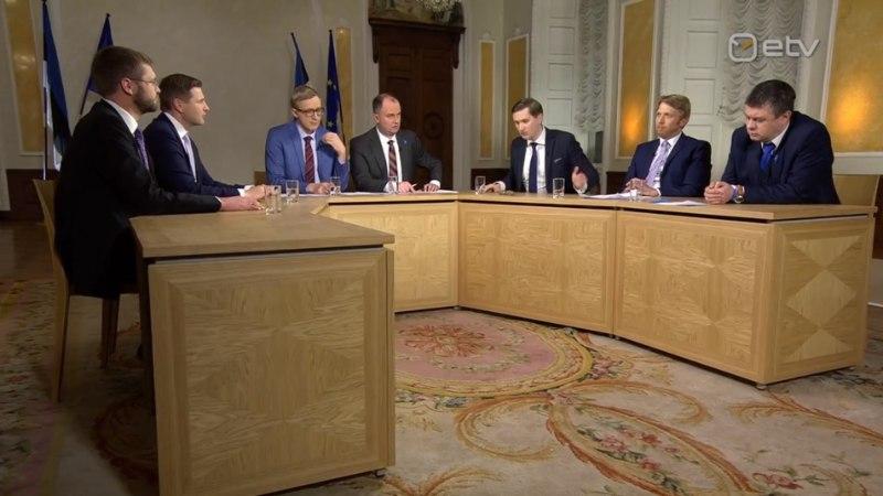 ANALÜÜS | Uue riigikogu koosseisu teledebatis sai enim sõna EKRE