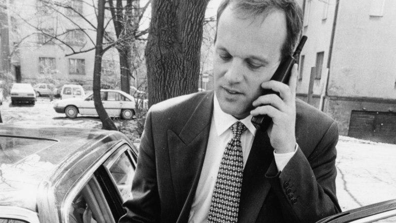 Andres Bergmanni tähelend ja traagiline lõpp: lääne ärikultuuri Eestisse toojale sai saatuslikuks poliitikast eemale hoidmine