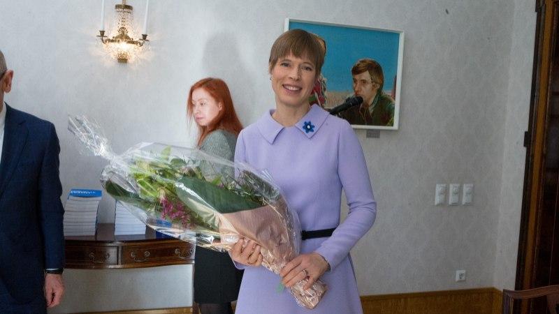 Президент Кальюлайд: надеюсь, встреча с Путиным поспособствует развитию отношений на всех уровнях