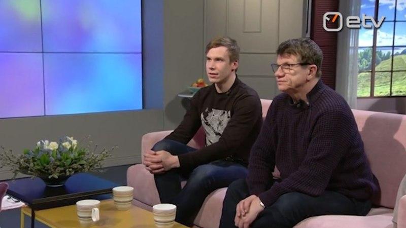 VIDEO | Rasmus Kaljujärv isast: meie suhted on olnud kord soojemad, kord jahedamad
