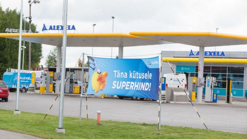 PAAR SENTI KÕLKSATAB LISAKS: suurema biolisandiga bensiin on senisest kallim