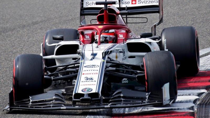 Räikköneni vaevas lõpuringidel probleem, mis ei lubanud tal konkurente püüda