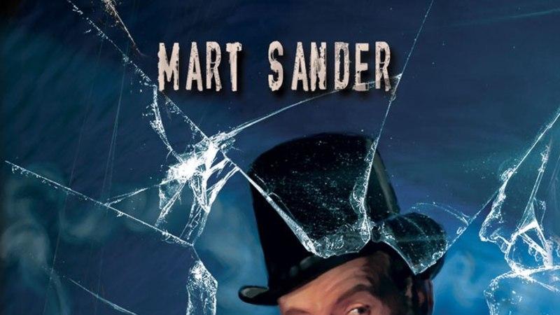 """Multitalent Mart Sander esitleb õudusfilmide festivalil HÖFF uut raamatut """"Kõhedad muinaslood"""""""