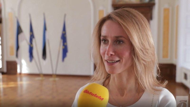 """ÕL VIDEO   Kaja Kallas: """"Varem või hiljem me selle valitsuse moodustame!"""""""