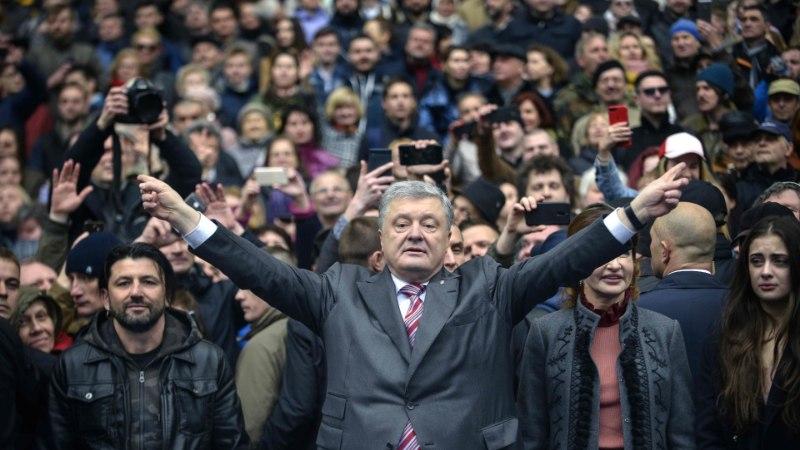 Украинские выборы: они были в Париже и сам Макрон им что-то говорил...