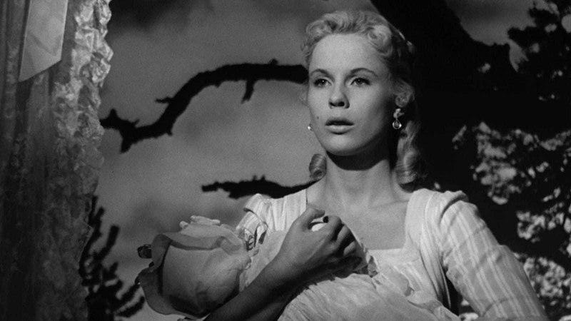 Suri Ingmar Bergmani filmidest tuntud näitlejanna Bibi Andersson