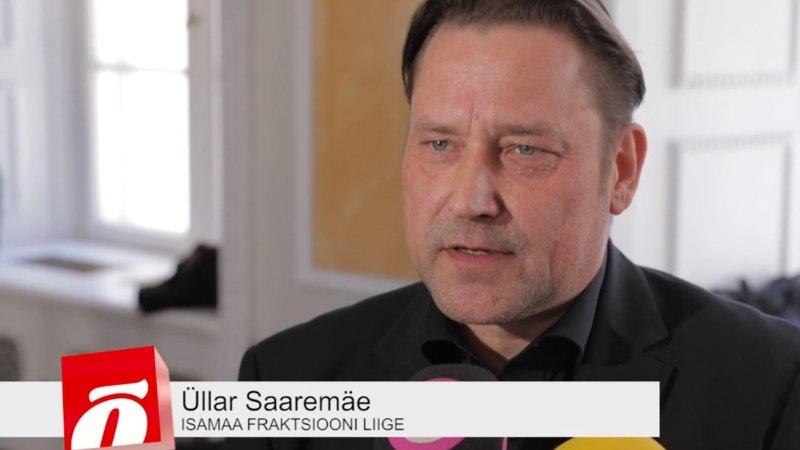 ÕL VIDEO | Kallase peaministrikandidaadi hääletusel erapooletuks jäänud saadik: ootasin alternatiivset lahendust, aga ideid ei olnud