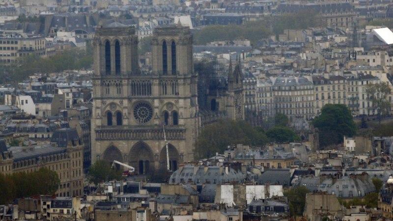 PÄEVA KASUTU FAKT | Notre-Dame on kogu Prantsusmaa algus