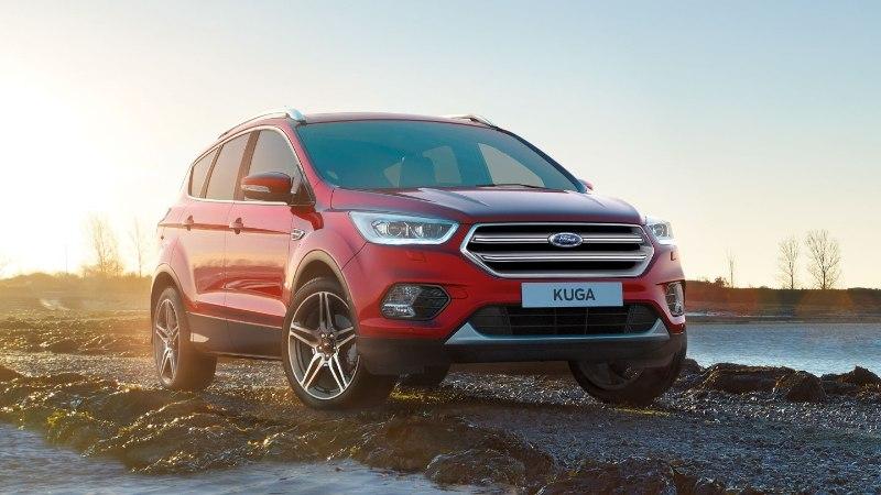 Uue põlvkonna Ford Kuga üllatab välimuse, kvaliteedi ja varustusega