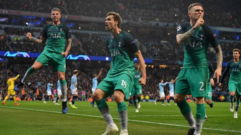 FOTOD | Meistrite liiga neli paremat selged: Manchesteris sai näha enneolematut väravatesadu, Liverpool näitas muskilt