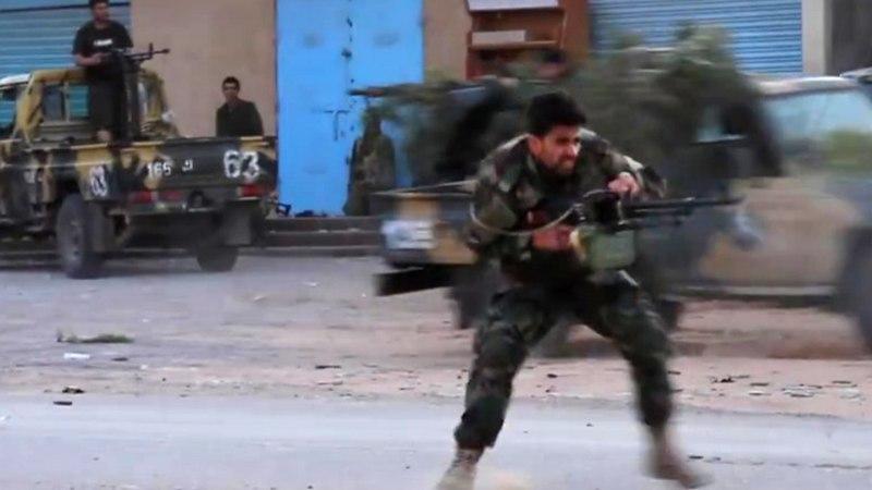 LIGI 200 TAPETUT: Putini sõjapealik ründab Liibüa pealinna